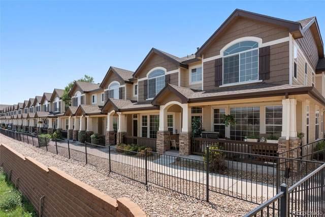 1389 Turnberry Drive, Castle Rock, CO 80104 (#9628650) :: Venterra Real Estate LLC