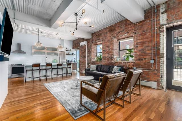 2261 Blake Street 1F, Denver, CO 80205 (#9629031) :: RazrGroup