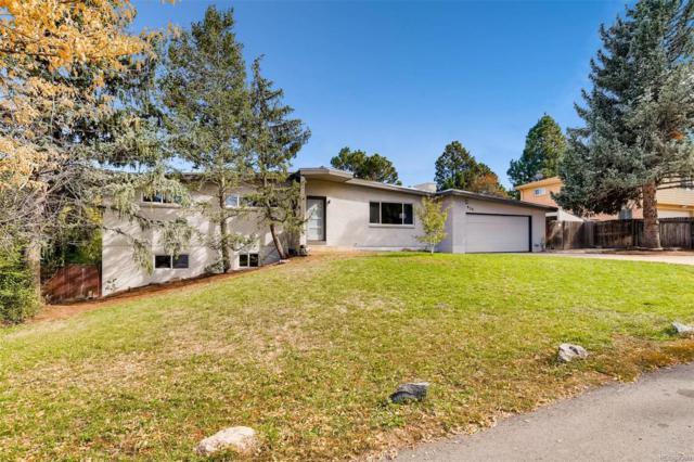 930 S Webster Street, Lakewood, CO 80226 (#9629533) :: The HomeSmiths Team - Keller Williams
