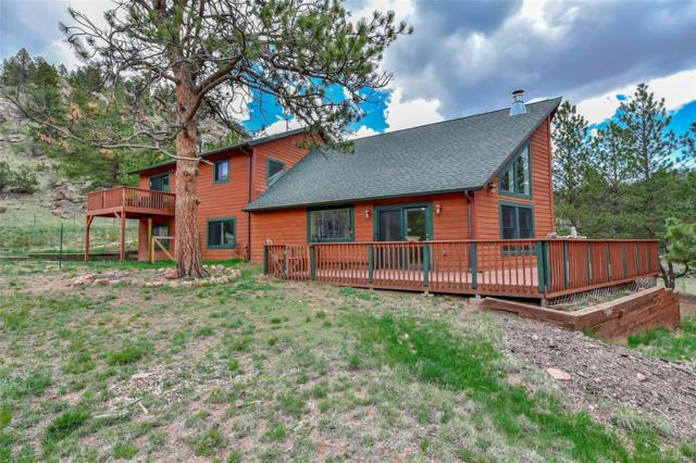 44 Crocus Circle, Florissant, CO 80816 (#9630146) :: Bring Home Denver with Keller Williams Downtown Realty LLC