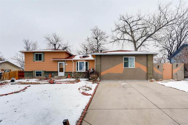 2536 S Cimarron Street, Aurora, CO 80014 (MLS #9630461) :: Keller Williams Realty