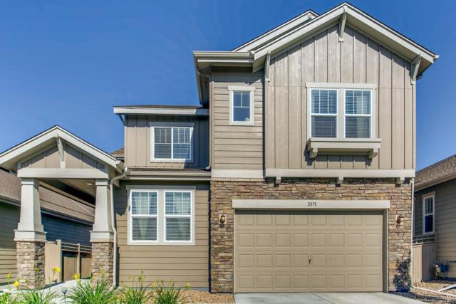 2078 S Teller Court, Lakewood, CO 80227 (#9630726) :: Colorado Home Finder Realty