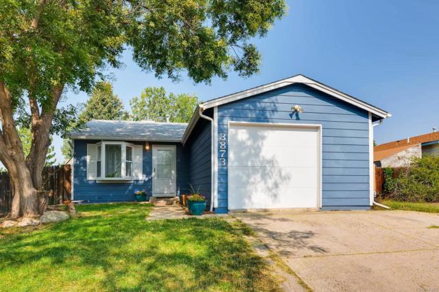 3873 S Truckee Court, Aurora, CO 80013 (#9630798) :: Briggs American Properties