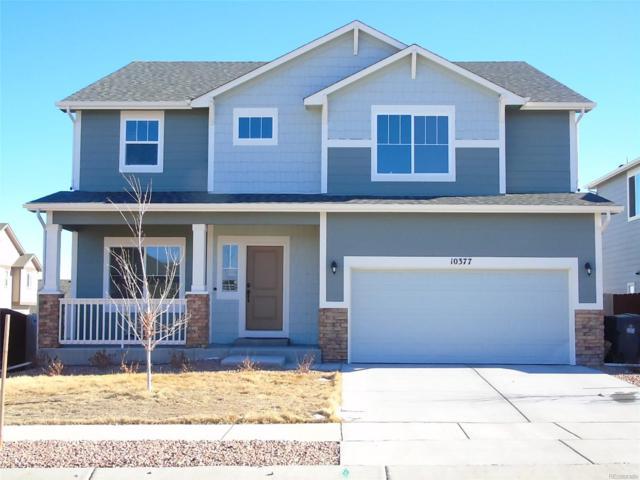 10377 Boulder Ridge Drive, Peyton, CO 80831 (#9631086) :: The Heyl Group at Keller Williams