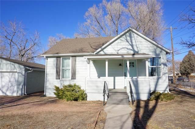848 E Moreno Avenue, Colorado Springs, CO 80903 (MLS #9631144) :: 8z Real Estate