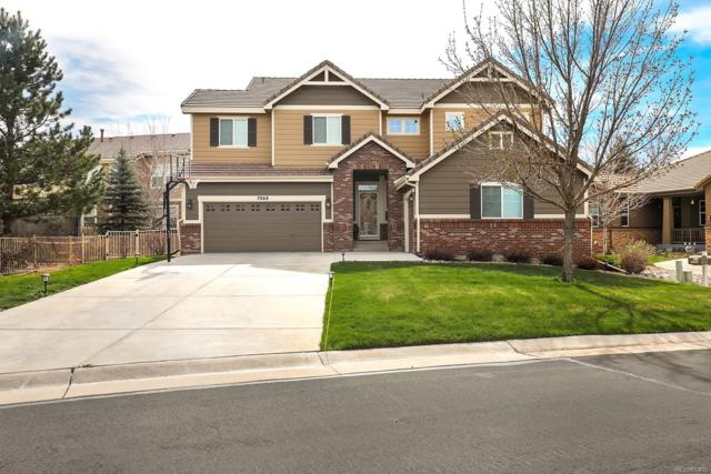 7068 S Malaya Court, Aurora, CO 80016 (#9631433) :: The Pete Cook Home Group