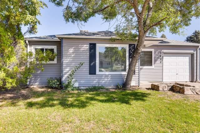 1200 Ulster Street, Denver, CO 80220 (MLS #9631523) :: 8z Real Estate