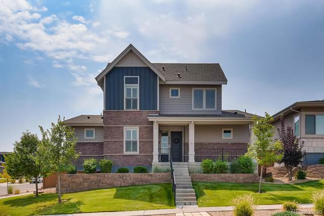 15378 W 95th Avenue, Arvada, CO 80007 (#9631626) :: Kimberly Austin Properties