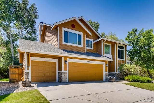 18990 E Creekside Drive, Parker, CO 80134 (#9632004) :: Portenga Properties