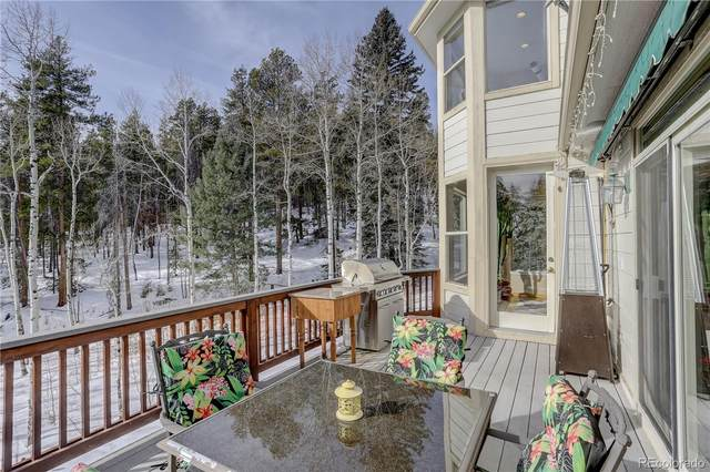 21645 Indian Springs Road, Conifer, CO 80433 (#9632498) :: iHomes Colorado