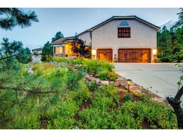 7560 Winding Oaks Drive, Colorado Springs, CO 80919 (MLS #9632953) :: 8z Real Estate