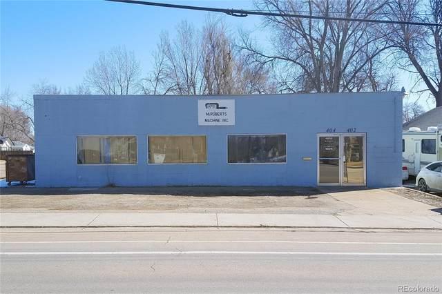 402 Martin Street, Longmont, CO 80501 (#9633159) :: Wisdom Real Estate