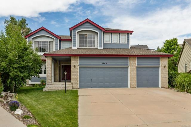 5643 S Cathay Court, Aurora, CO 80015 (#9633449) :: James Crocker Team