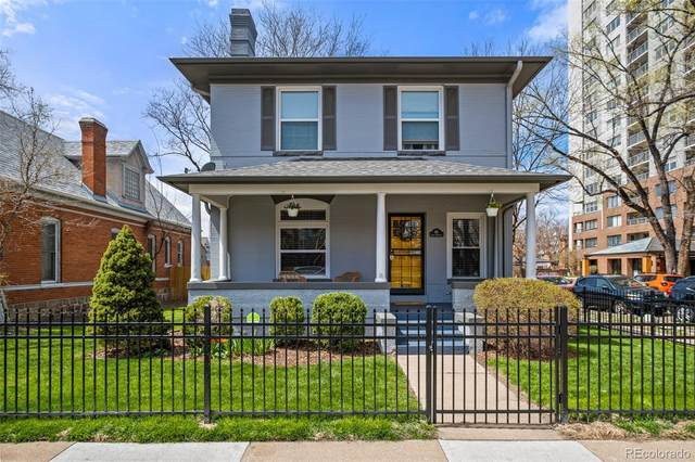 101 S Corona Street, Denver, CO 80209 (#9633702) :: Colorado Home Finder Realty