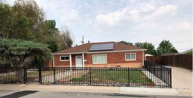 9320 Nagel Drive, Thornton, CO 80229 (#9633929) :: The HomeSmiths Team - Keller Williams