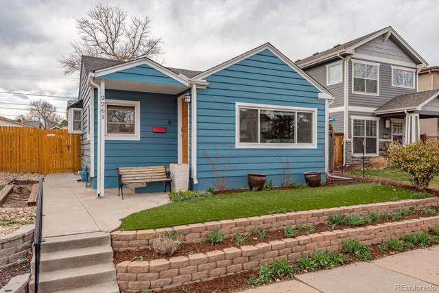 2261 S Marion Street, Denver, CO 80210 (#9634104) :: Finch & Gable Real Estate Co.