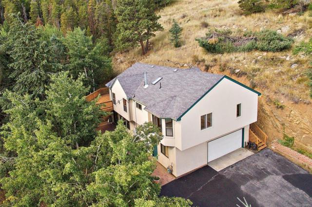 1143 Ponderosa Drive, Evergreen, CO 80439 (#9634271) :: The City and Mountains Group