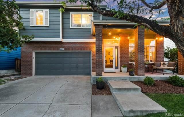 9446 Morning Glory Lane, Highlands Ranch, CO 80130 (#9635201) :: Venterra Real Estate LLC