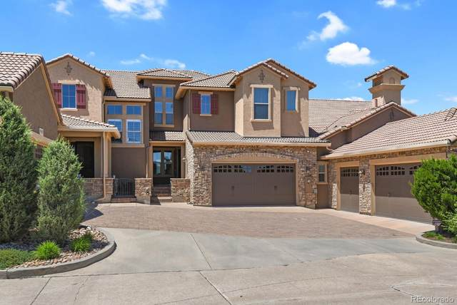 9391 Viaggio Way, Highlands Ranch, CO 80126 (#9635673) :: Stephanie Fryncko | Keller Williams Integrity