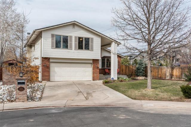 6002 S Newport Street, Centennial, CO 80111 (#9635778) :: House Hunters Colorado