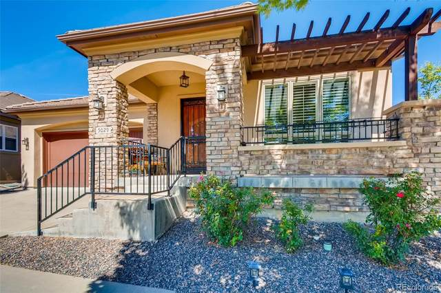 5029 S Allison Way, Lakewood, CO 80123 (MLS #9636027) :: Clare Day with Keller Williams Advantage Realty LLC
