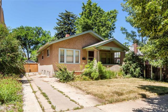 1865 S Emerson Street, Denver, CO 80210 (#9636323) :: My Home Team