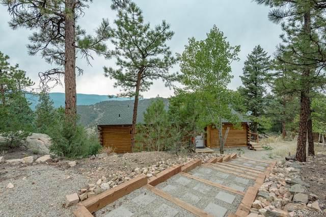 487 Eagle Trail, Bailey, CO 80421 (#9636470) :: Own-Sweethome Team