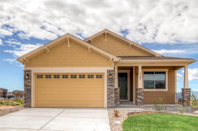1127 Seabiscuit Drive, Colorado Springs, CO 80921 (#9636479) :: The Tamborra Team