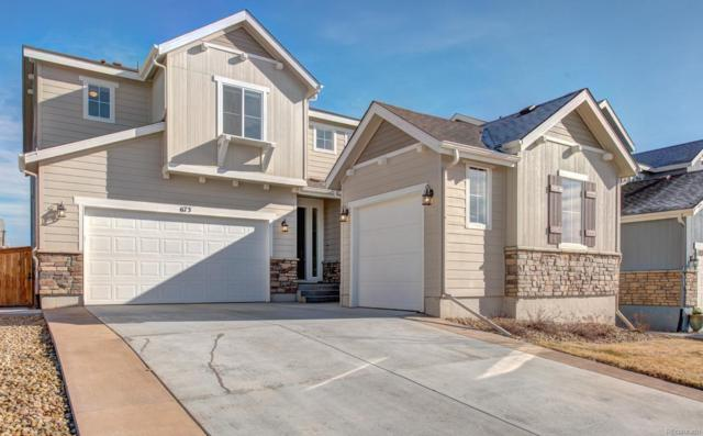 673 W 172nd Place, Broomfield, CO 80023 (#9636660) :: The Peak Properties Group
