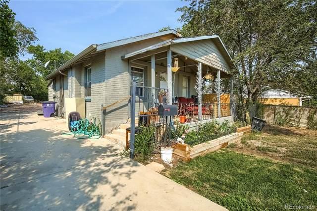 1115 S Irving Street, Denver, CO 80219 (MLS #9636925) :: Bliss Realty Group