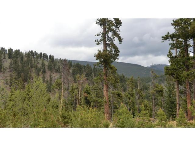 0 Camp Creek Road, Bailey, CO 80421 (MLS #9636942) :: 8z Real Estate