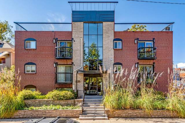 1231 N Downing Street #304, Denver, CO 80218 (#9637392) :: The Healey Group