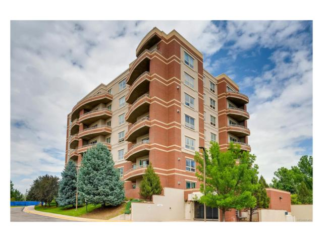 4875 S Monaco Street #108, Denver, CO 80237 (MLS #9637697) :: 8z Real Estate