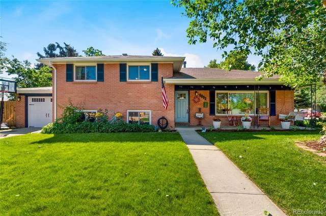 6092 S Crestview Street, Littleton, CO 80120 (#9637704) :: Finch & Gable Real Estate Co.