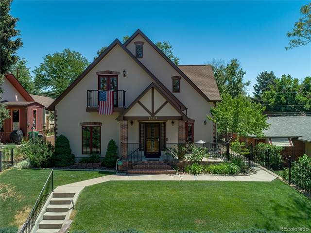 1368 S Corona Street, Denver, CO 80210 (#9638089) :: Portenga Properties