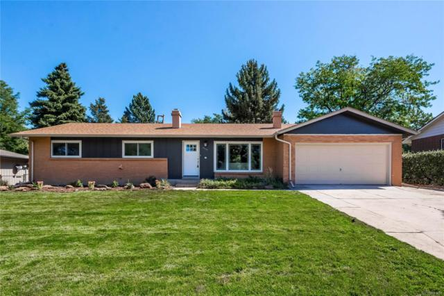 3572 S Grape Street, Denver, CO 80237 (#9638129) :: The Galo Garrido Group