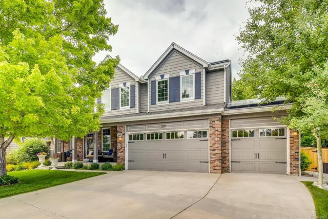 2011 Maples Place, Highlands Ranch, CO 80129 (#9638261) :: Bring Home Denver with Keller Williams Downtown Realty LLC