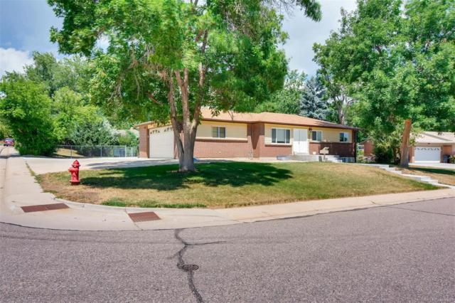 12291 W Kentucky Drive, Lakewood, CO 80228 (#9638629) :: The DeGrood Team