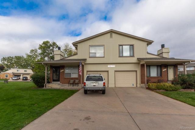 1743 S Kline Way, Lakewood, CO 80232 (#9638886) :: Wisdom Real Estate