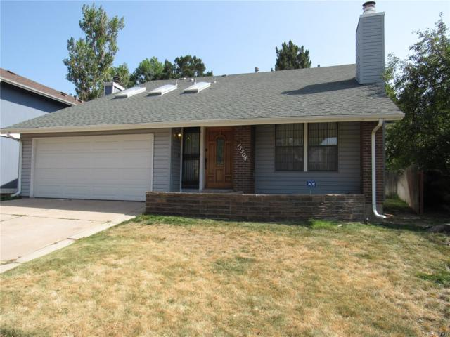 13308 E Carolina Place, Aurora, CO 80012 (#9639042) :: The Peak Properties Group