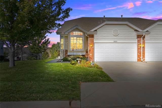 2851 Mount Royal Drive, Castle Rock, CO 80104 (#9639057) :: Kimberly Austin Properties