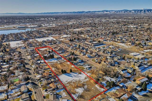 4147 W 64th Avenue, Arvada, CO 80003 (MLS #9639304) :: Wheelhouse Realty