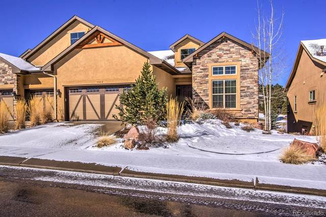 1312 Longs Point, Woodland Park, CO 80863 (MLS #9639384) :: 8z Real Estate