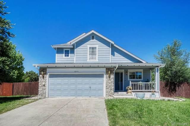 12575 S Moose Creek Court, Parker, CO 80134 (#9639464) :: Mile High Luxury Real Estate