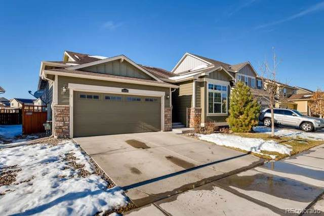 15433 Coopers Hawk Way, Parker, CO 80134 (#9639472) :: The DeGrood Team