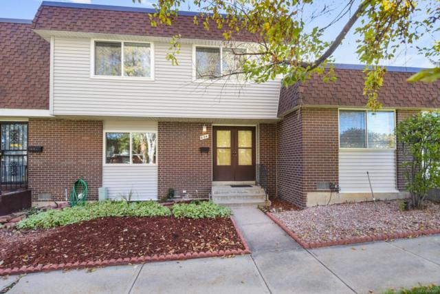 654 S Youngfield Court, Lakewood, CO 80228 (#9639489) :: The Peak Properties Group