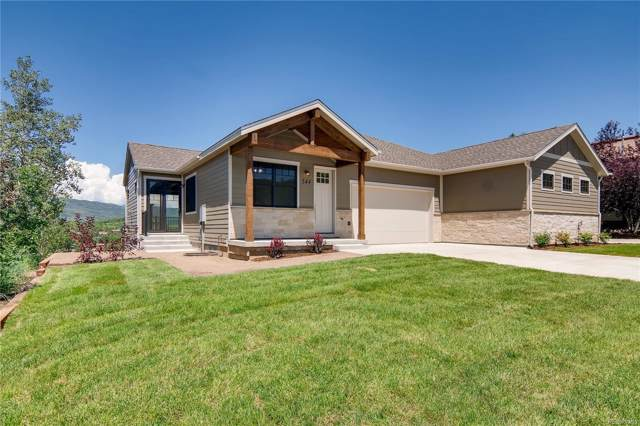342 & 344 Cherry Drive, Steamboat Springs, CO 80487 (#9639718) :: The Heyl Group at Keller Williams