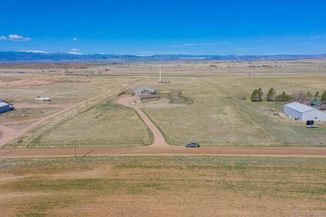 12995 N County Road 5, Wellington, CO 80549 (#9640105) :: My Home Team