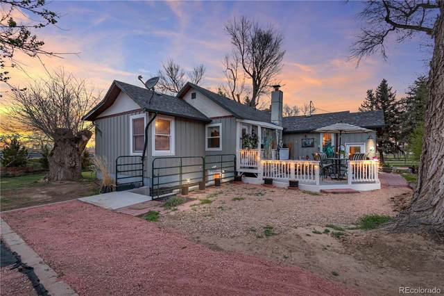 21846 County Rd 17, Johnstown, CO 80534 (MLS #9640244) :: 8z Real Estate