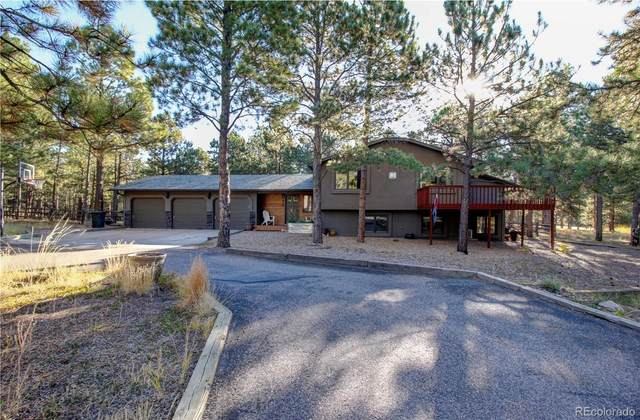 810 Scottswood Drive, Monument, CO 80132 (#9640267) :: iHomes Colorado